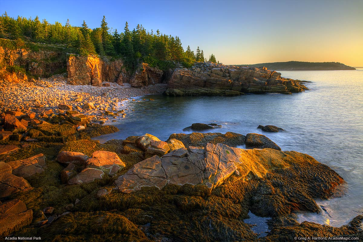 Acadia National Park Southwest Harbor Tremont Bed And