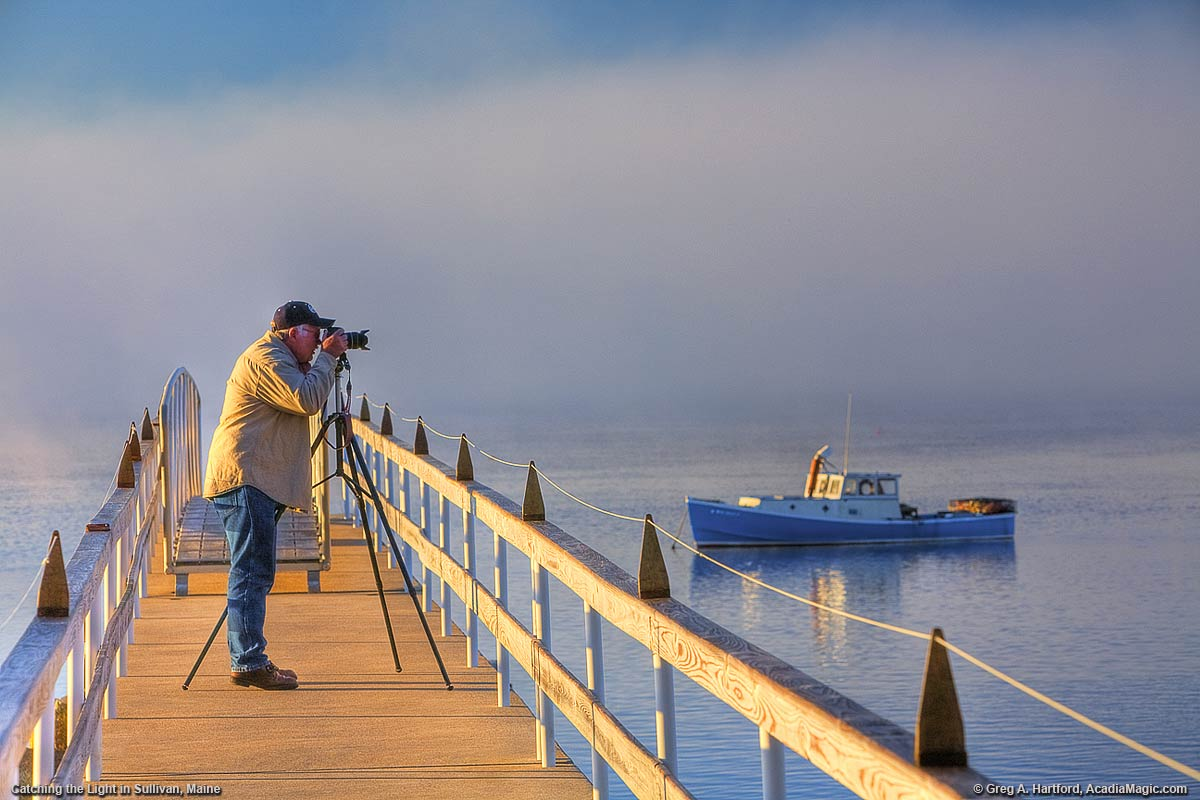 Maine Coastal Photographer