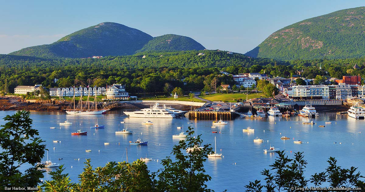 bar harbor is