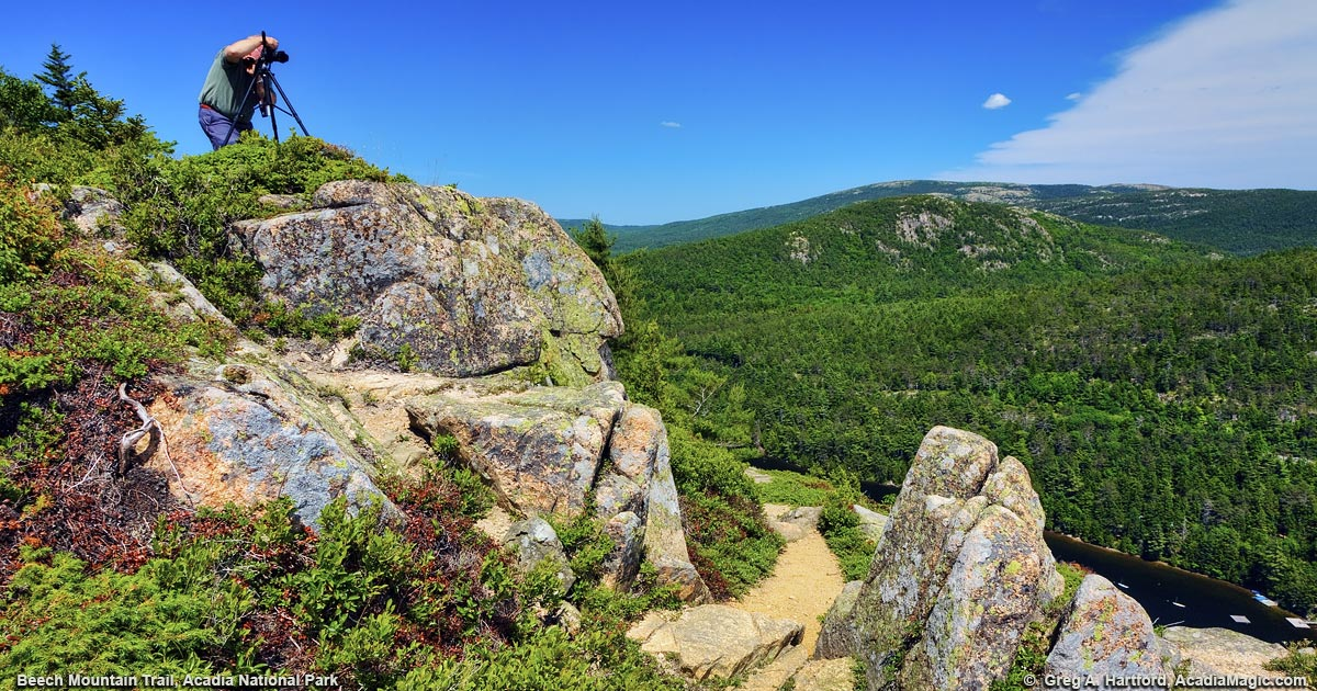 Beech Mountain Trail
