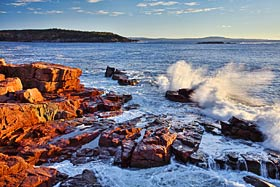Weddings in Acadia National Park