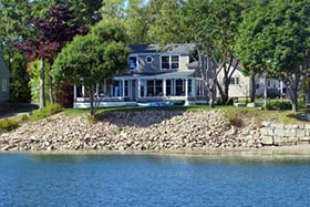 Bar Harbor Acadia Cottage Rentals