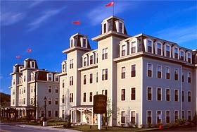 The Bar Harbor Grand Hotel