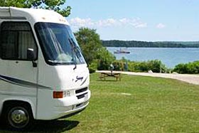 Bar Harbor Camping Resorts