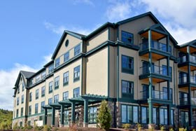 The Hampton Inn Bar Harbor Hotel