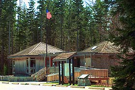 Thompson Island Information Center