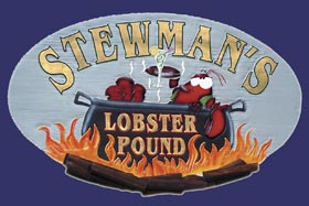 Stewman's Waterfront Lobster Pound