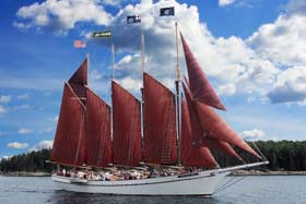 Downeast Windjammer Cruises
