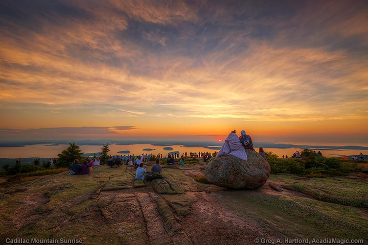 cadillac mountain acadia national park maine. Cars Review. Best American Auto & Cars Review
