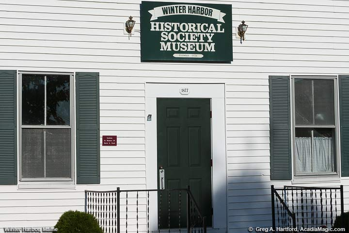 Winter Harbor Historical Society Museum