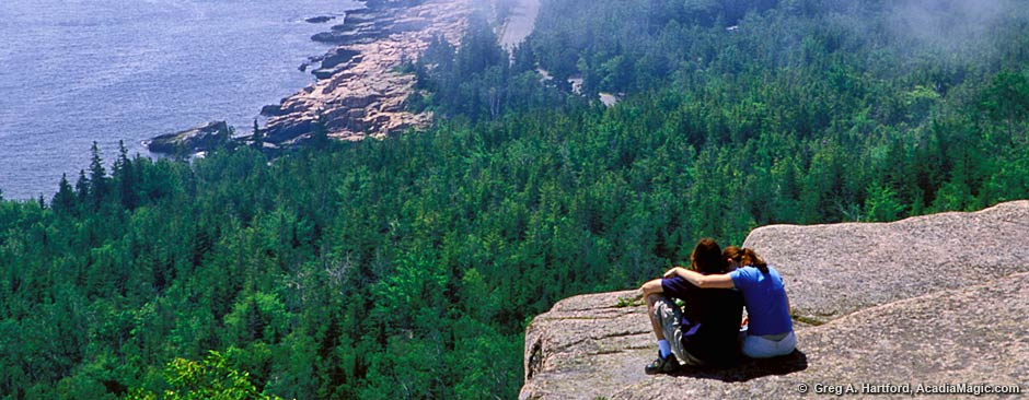 Follow these hiking safety suggestions and rules while in Acadia National Park.