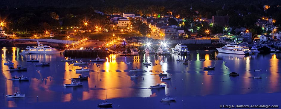 Hotels Motels Maine Towns Such As Bar Harbor